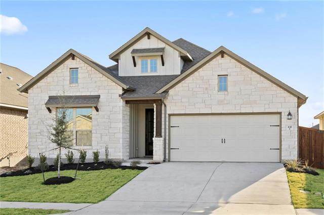 BRAND NEW FLOOR PLAN! STUNNING 1 STORY HOME WITH OPEN CONCEPT LIVING BOASTS 3 BEDROOMS, 2 BATHROOMS AND A STUDY! SWEEPING 11 FOOT CEILINGS AND TEXAS SIZED PATIO MAKE THIS FUNCTIONAL AND SPACIOUS LEED CERTIFIED WILSHIRE HOME A MUST SEE!