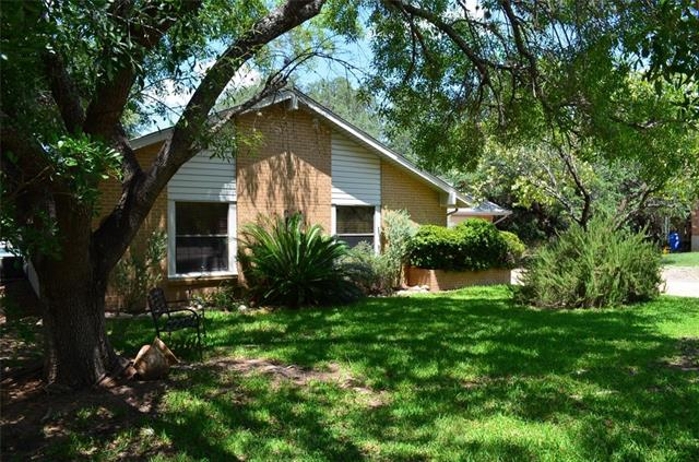 Cozy single story home nestled inside of large  lot with lots of big trees. Nice  porch just off the living room, with fruit trees and a nice garden area.  Neighborhood has access to marina, pools, community center, etc. 5000.00 Remodel allowance paid at closing.