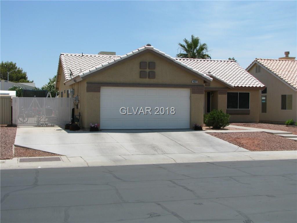 4622 CALIFA Drive, Las Vegas, NV 89122