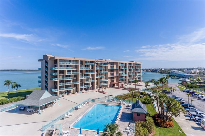 Florida Beach Waterfront Condos For Sale Clearwater Beach To St Pete Beach