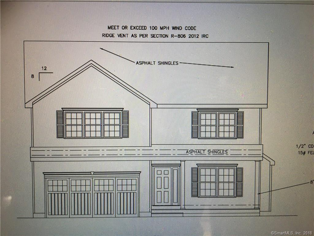 New Construction to begin on 3 new lots in Shelton. Come and choose your lot now! Open floor plan colonial with large family room open to kitchen with island and walk in pantry and large dining space. Master bedroom suite with oversized walk in closet, double bowl sink, shower and toilet in a separate room for privacy. Laundry on the 2nd floor for ease of access and the 2 spare bedrooms are generously sized. There is an attached 2 car garage for plenty of room for storage and parking. 2 lots will have walkout basements, lots are 70'x100'. There are 3 and 4 bedroom plans available. Pricing starting at listing price for 3 bedroom.