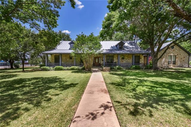 Extremely rare find, a home on over 2.5 acres about a half mile from downtown Round Rock.  Not included in the bedroom/bathroom count is a one bedroom/one bathroom secondary home that, with with a little work, could be great little apartment.  The city will not allow commercial zoning, but there is the possibility of a subdivision for the pecan orchard to allow new construction.