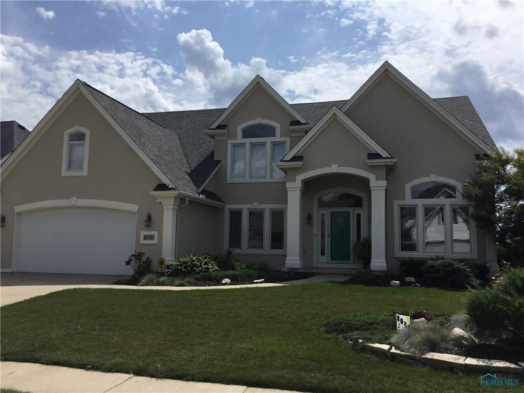 8031 COVE HARBOUR Drive, Holland, OH 43528
