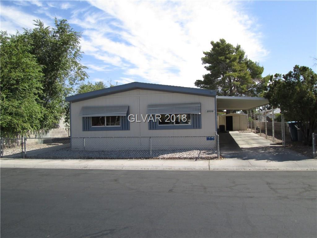 3550 ESTES PARK Drive, Las Vegas, NV 89122