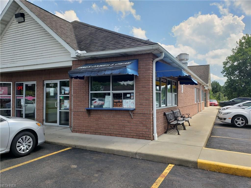 Lease a turnkey take-out restaurant or a great space that is easily ready for your professional office or retail on Portage Ave near Wales Ave in Jackson Township. High traffic and easily visible, this is a terrific location at a reasonable rate.