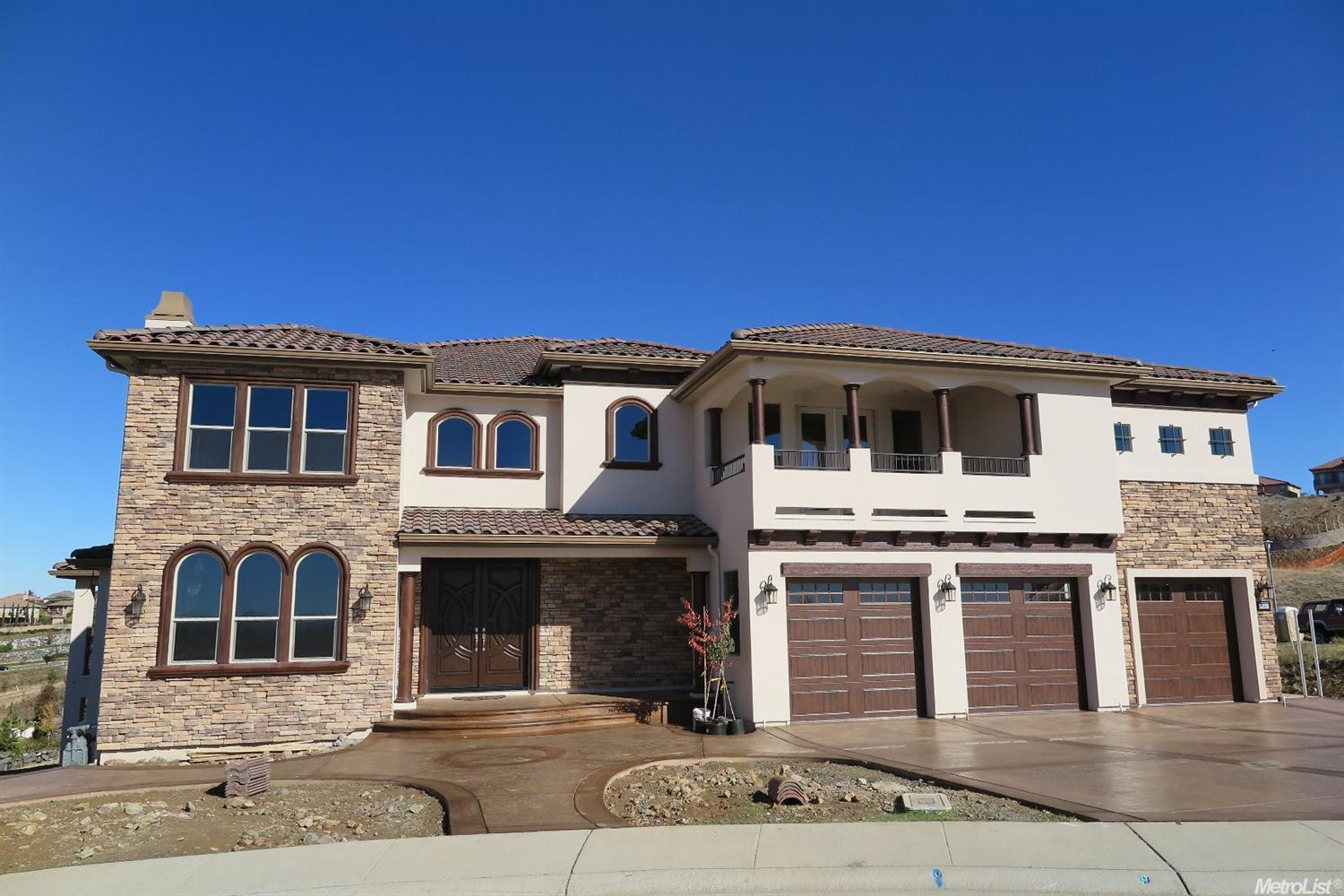 NEWER HOME IN SOUGHT AFTER UPSCALE TERRAZZO ESTATES. Z-EST $1.7M+ Built By McCoy Homes in 2015 on The Corner Lot & Adjoining Lot Combined Into .90 Acres. (The Other 3 Ruan Court Lots Sold For Avg. $280K) This Home is 6,682 Sq.Ft. (Per Seller Appraisal 04/20/16) w/ Six (6) Bedrooms and (6.5) Bathrooms on 3 Levels.  Tile and Laminate Floors, Granite Counters, Huge Kitchen w/ 6' x 10' Single Piece Granite Island.  Separate Bar and Pantry Closet.  One 3 Car Attached Garage and One 2 Car Attached Gar