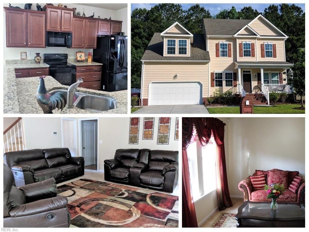 721 Creekwood Drive, Chesapeake, VA 23323