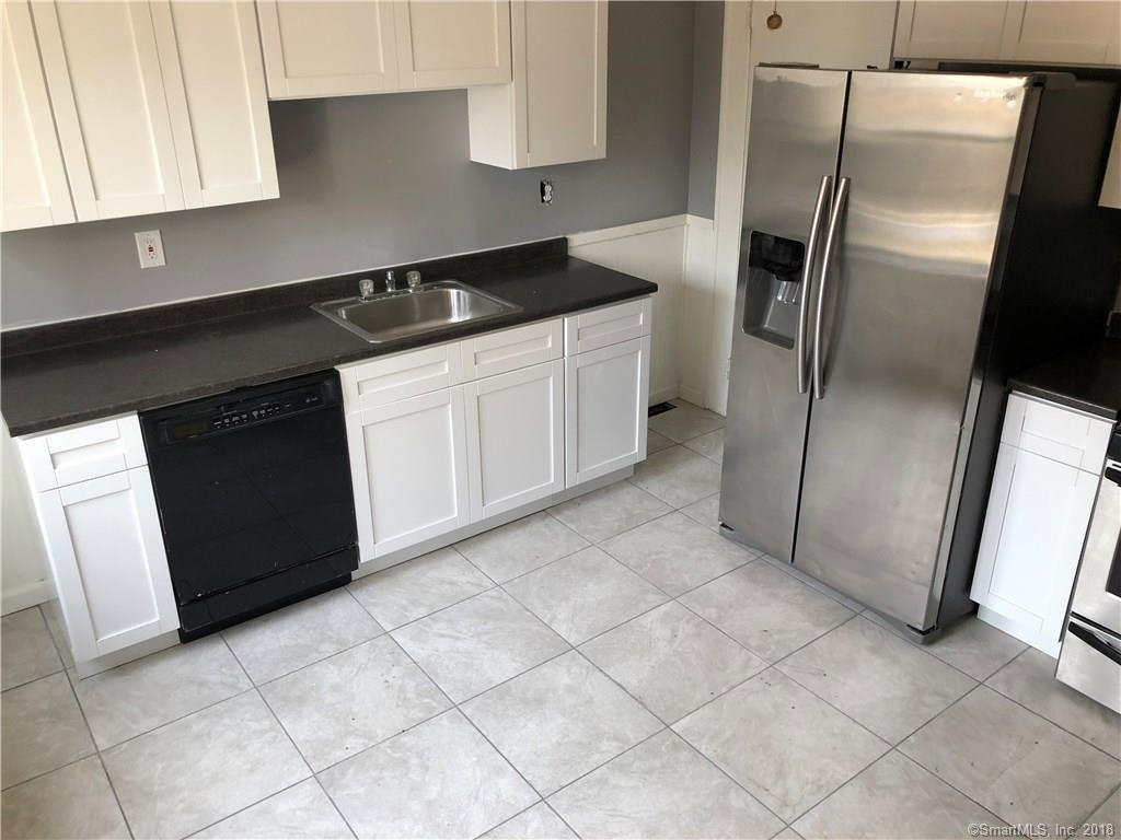 Renovated 2 bedroom townhouse located on the northern end of Brooks St. Completely new kitchen, freshly paint throughout and updated bathroom. Large basement with laundry hookups and great for storage. New high efficiency gas furnace. Also available for rent. Listing agent is Owner.