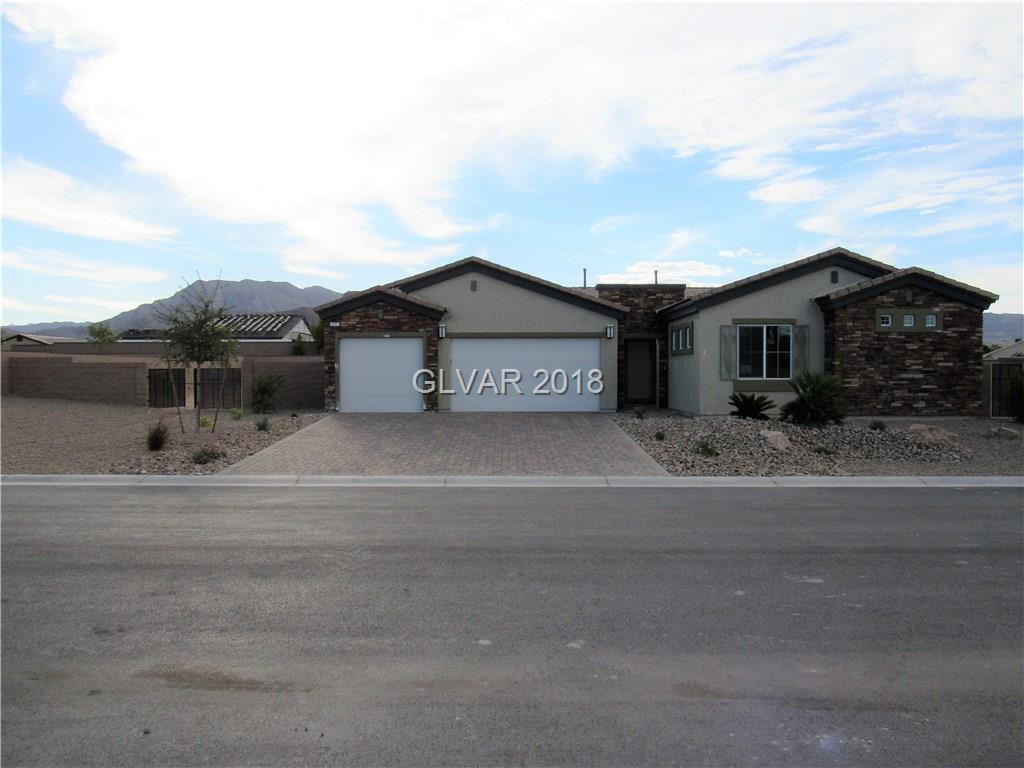 4357 VELVET RIDGE Court Lot 24, Las Vegas, NV 89149