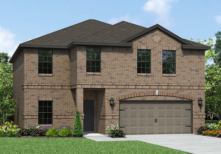 1105 Oak Creek Drive, Hutchins, TX 75141