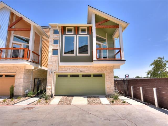Lowest price point in David Weekly's Springwoods Place. Modern home located on a quiet street. Ample storage, wood floors, espresso cabinets, silestone countertops, & private courtyard. South-facing windows provide wonderful natural light. Second-floor balcony provides views of Springwoods Park! Close to tons of food & shopping at The Domain. This home exemplifies tasteful urban living w/ the security of being located in a friendly & peaceful community. Tenant must confirm all appointments before showing.