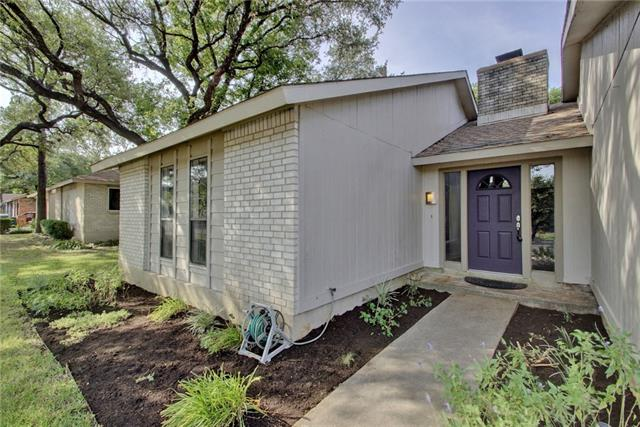 Amazing bright & open home in fantastic location. Davis, Murchison & Anderson Schools! No HOA. Wonderful quiet back yard oasis, mature trees, garden ready. Walking distance to Quarries Lake & Schroeter Neighborhood Parks. Quick access to Mopac &183, minutes from the Domain, Arboretum, Arbor Walk & Gateway shopping, Apple, PayPal, IBM, National Instruments, and more. In 2015, new water heater, attic insulation (R38) and ducts, and custom landscaping including expanded driveway pavers.