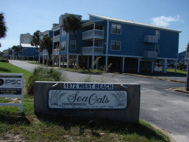 1872 W Beach Blvd C206, Gulf Shores, AL 36542