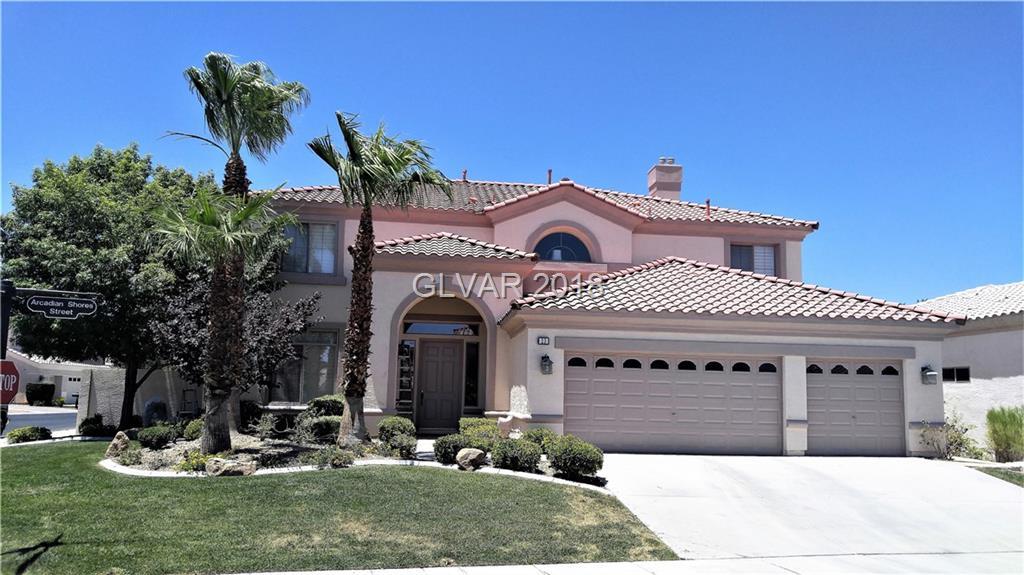 23 ARCADIAN SHORES Street, Las Vegas, NV 89148