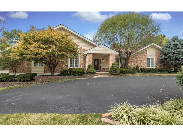 2197 Willow Forest Court, Chesterfield, MO 63017