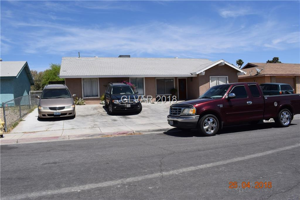 4916 BABBIT Drive, Las Vegas, NV 89110