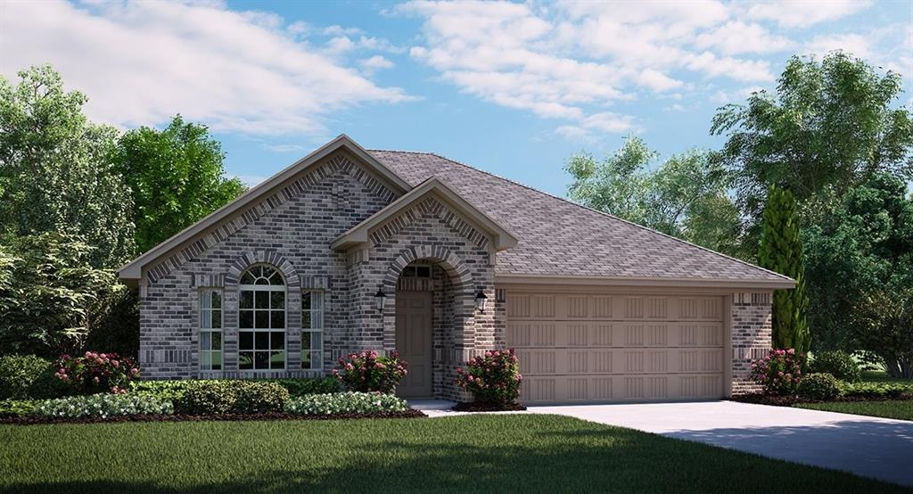 This home complete early July 2018!! Gorgeous NEW LENNAR Home - 3 bed 2 bath 1 story with gas fireplace and covered patio!! Features include Home Automation WiFi Certified Smart Home; Woodlook tile in entry, family room, bedroom hallway; Crema Pearl granite countertops, rounded corners; full sod, full sprinklers, GE Stainless appliance package, Built in pest control system, radiant barrier, 16SEER HVAC and MUCH MORE!! This home complete in July 2018!!