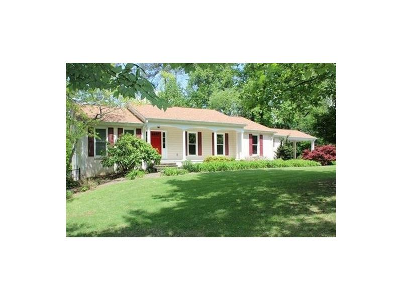 1250 Spalding Drive, Atlanta, GA 30350