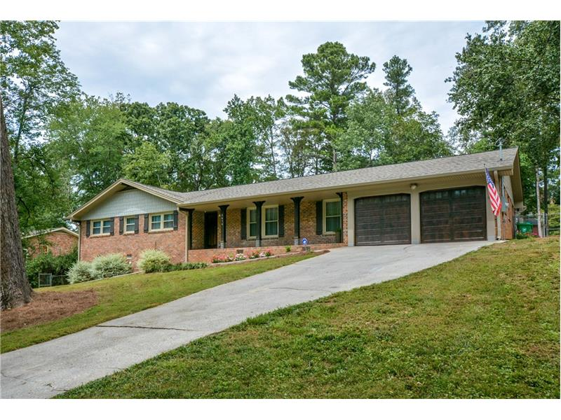 2674 Foster Ridge Road NE, Atlanta, GA 30345