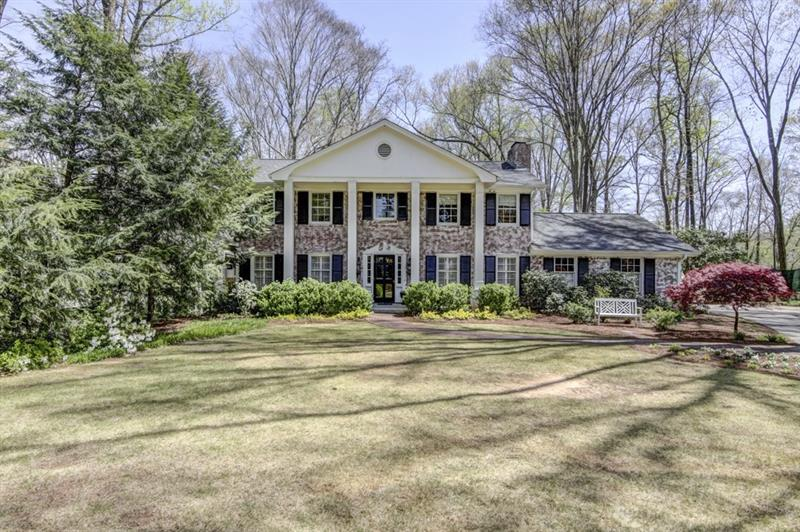 4885 Westfalia Court, Atlanta, GA 30342