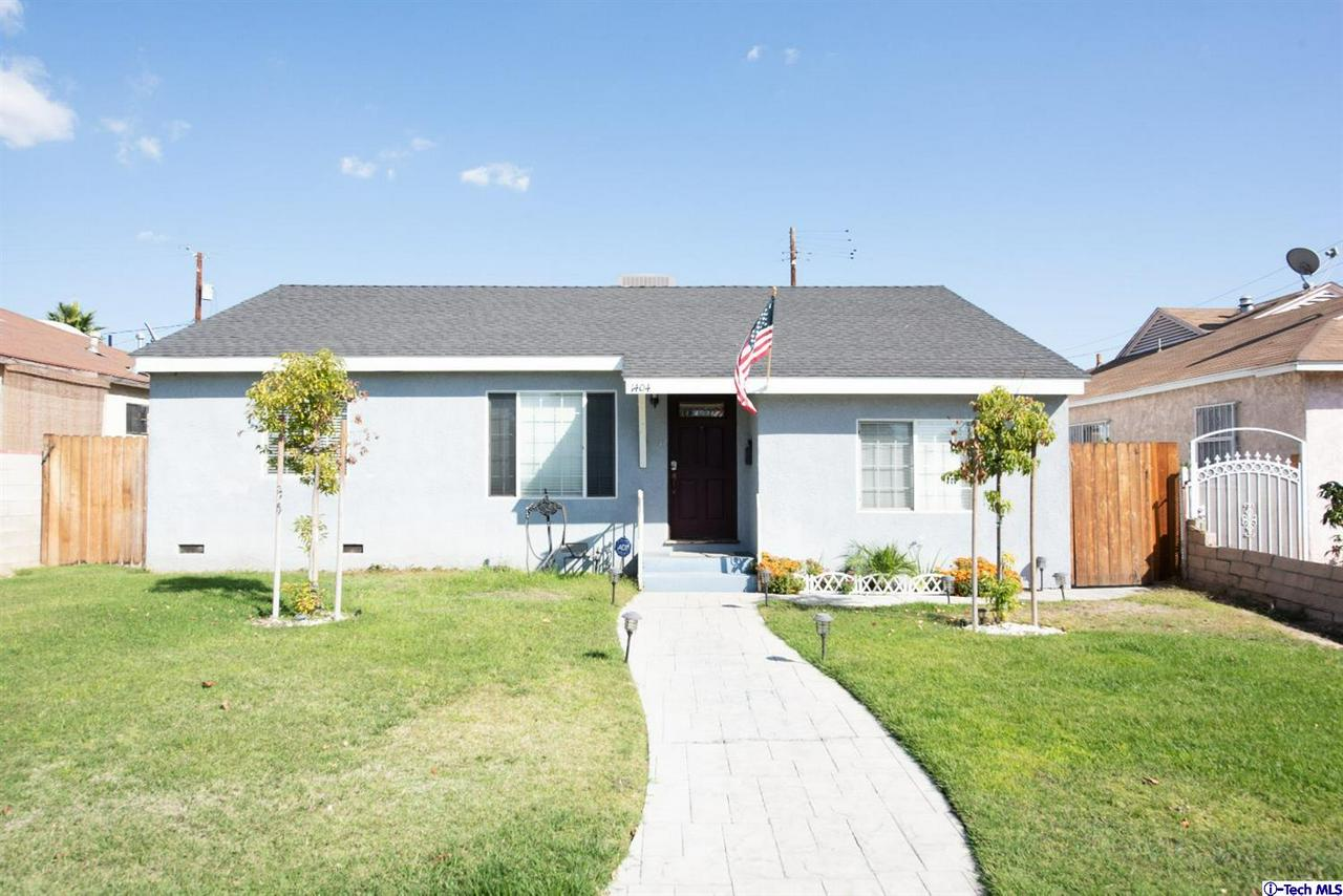 1404 N BUENA VISTA Street, Burbank, CA 91505