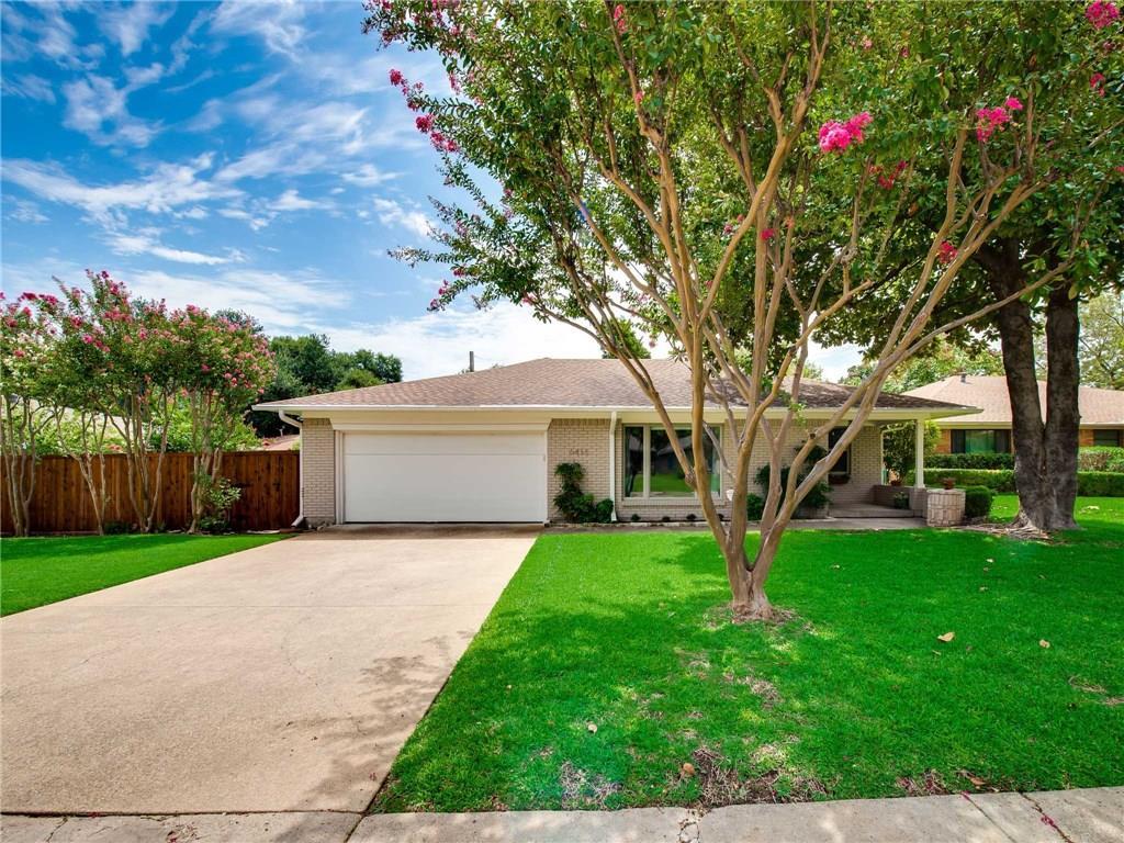 6416 Ridgemont Drive, Dallas, TX 75214