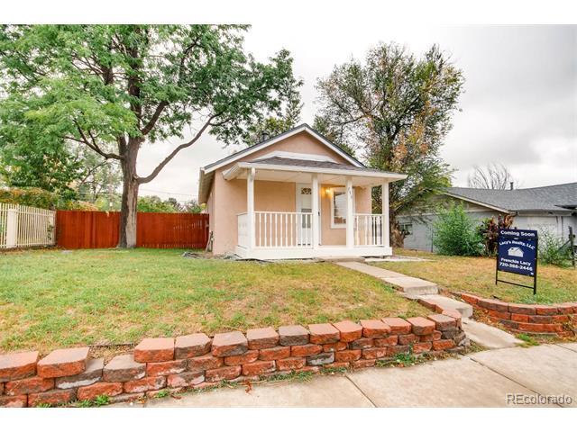 Image of home in 753 Osceola Street Windsor Denver CO