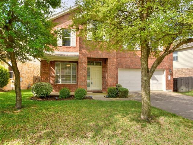 Incredibly spacious home w/views of a gorgeous wooded area from 2nd story covered balcony is ready for a new owner! Home has 3 beds, 3 full baths, LR w/FP & huge loft upstairs w/built in desk & a designated office! Sparkling kitchen has gas cook top stove, built in microwave, center island, recessed lighting & designer drop lights along w/a breakfast area & breakfast bar! Recent hardwood flooring downstairs makes this home shine! Master bath has separate vanities, garden tub & separate shower.