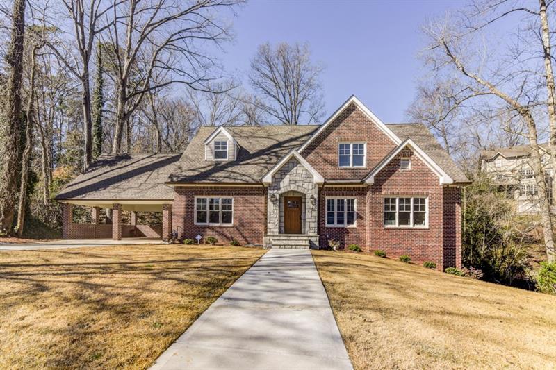 1356 Springdale Road NE, Atlanta, GA 30306