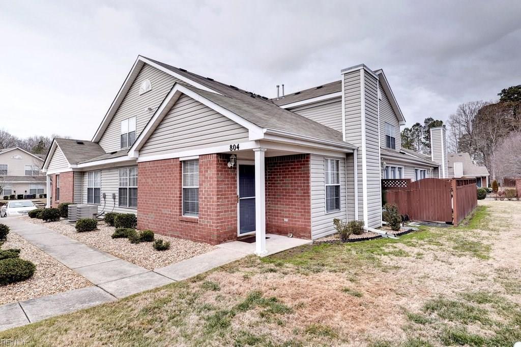 804 Miller Creek LN, Newport News, VA 23602