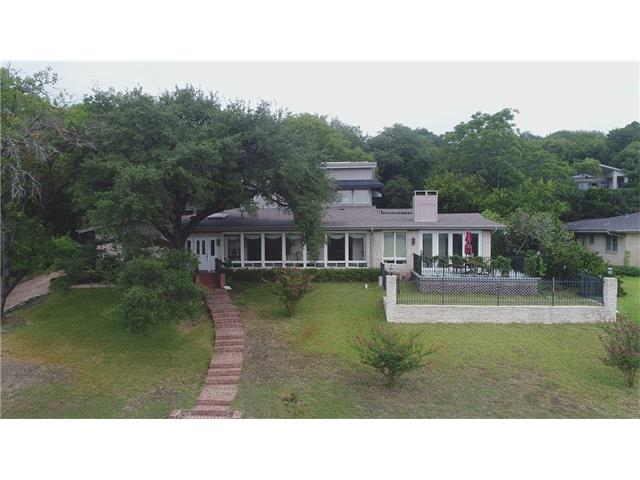 Great Location with Austin City Views on .68 acre lot. Great potential with many possibilities.  Perfect opportunity to completely remodel or tear down and build new. Survey and Features List attached.