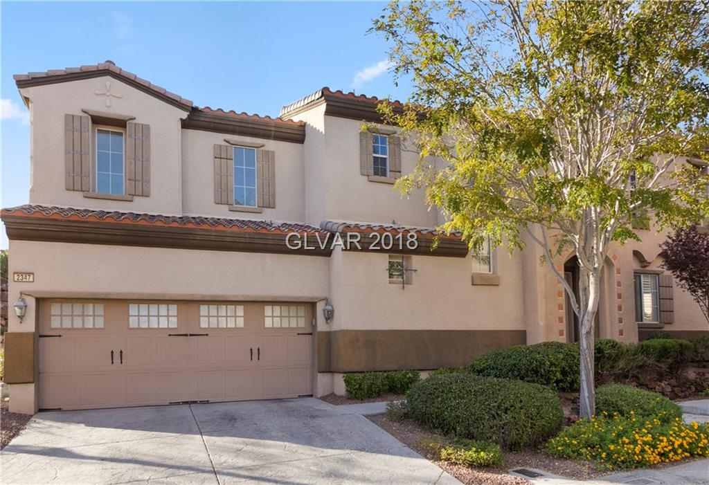 2347 ARAGON CANYON Street, Las Vegas, NV 89135