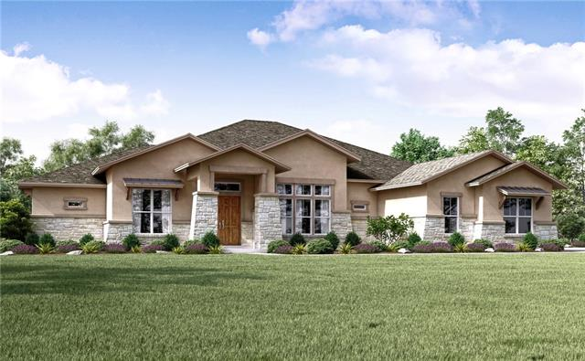 This is our plan called the Heritage.  It is ideal for those families not needing 4 bedrooms.  It has a very open kitchen living room area concept with an extended covered patio for hanging out with friends.  The master suite features a bay window and an extended master bath.
