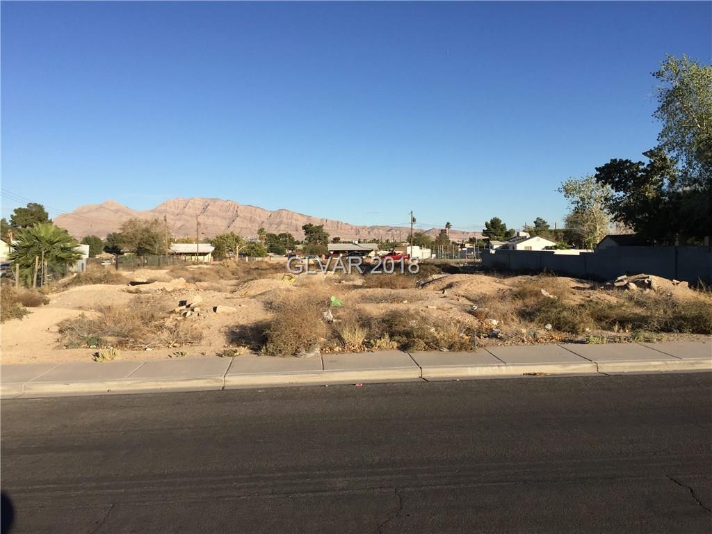 Pecos and Pearl Street, Las Vegas, NV 89110