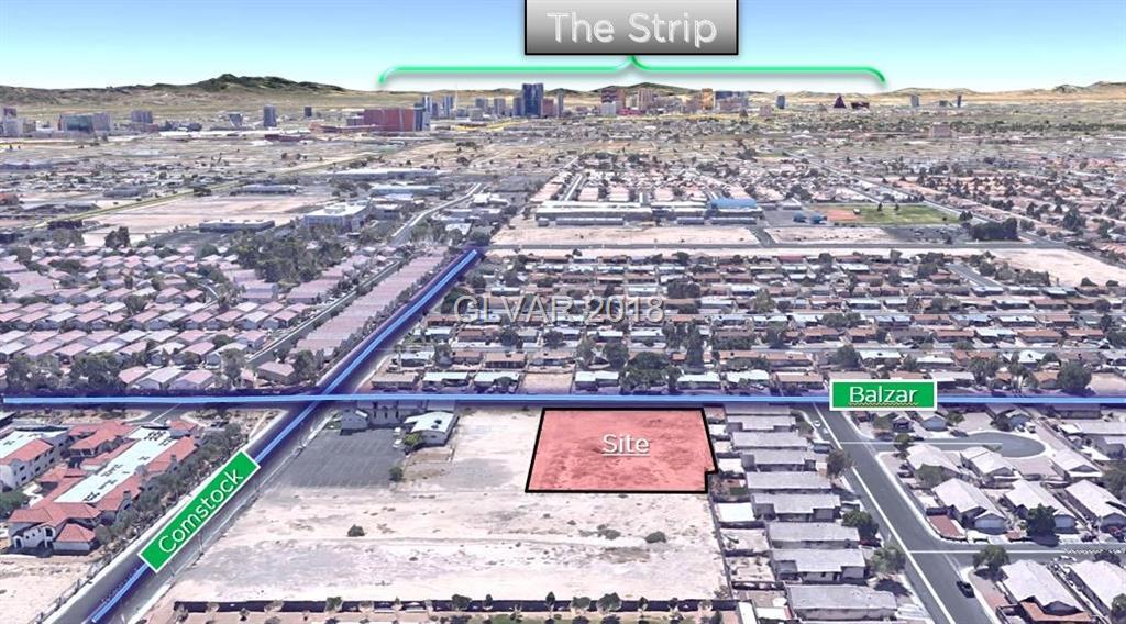 Balzar Ave, Las Vegas, NV 89032