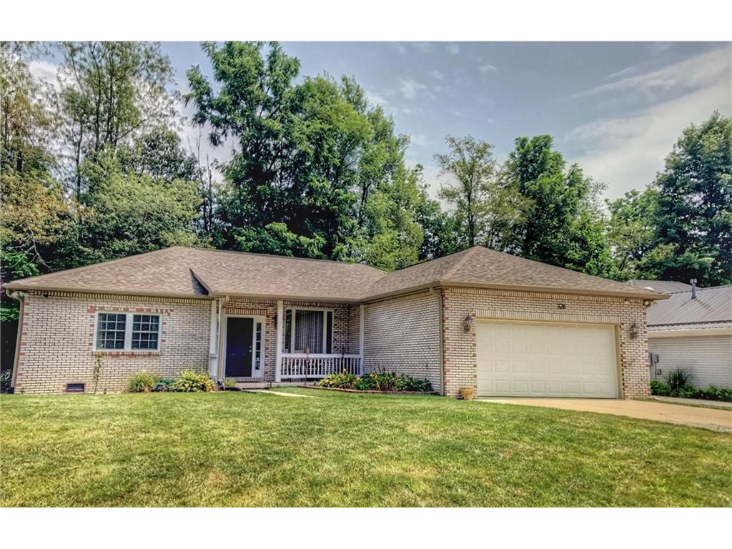 326 LINCOLN HILLS, Coatesville, IN 46121