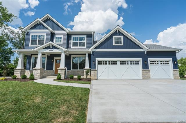 626 Old State Place Drive, Wildwood, MO 63038