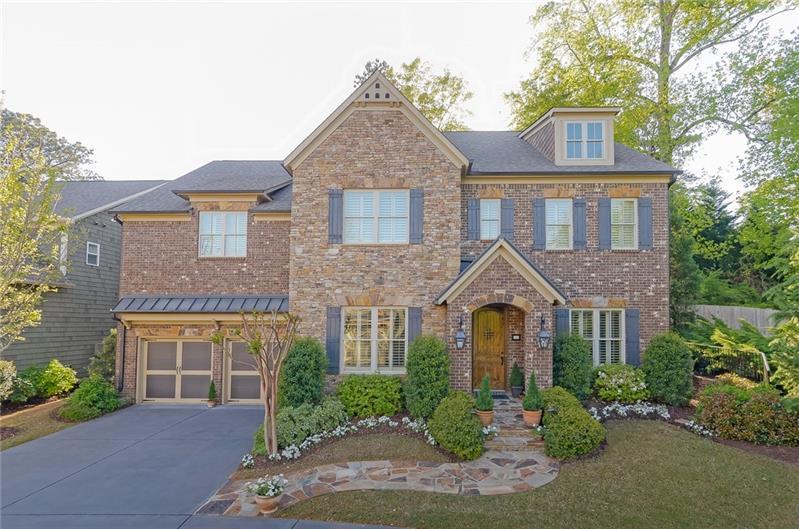 322 Valley Brook Way NE, Atlanta, GA 30342