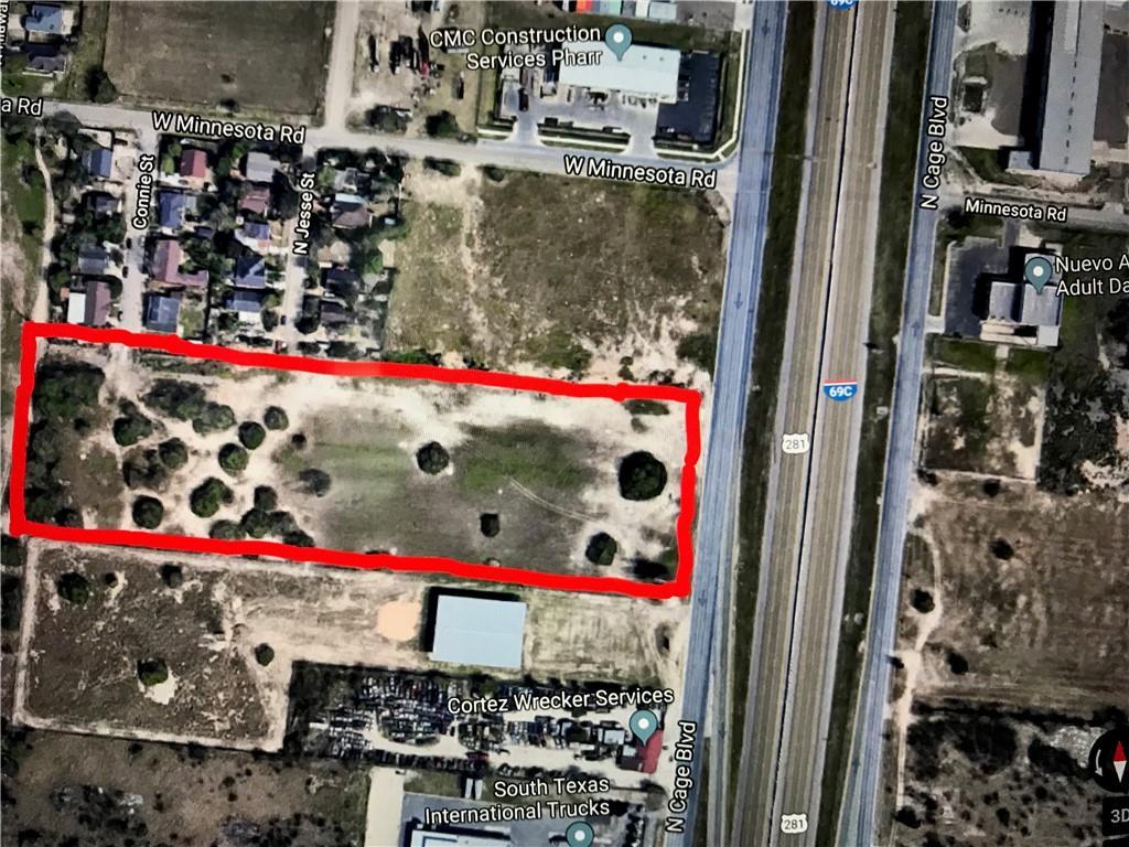 5101 N Cage Boulevard, Pharr, TX 78577