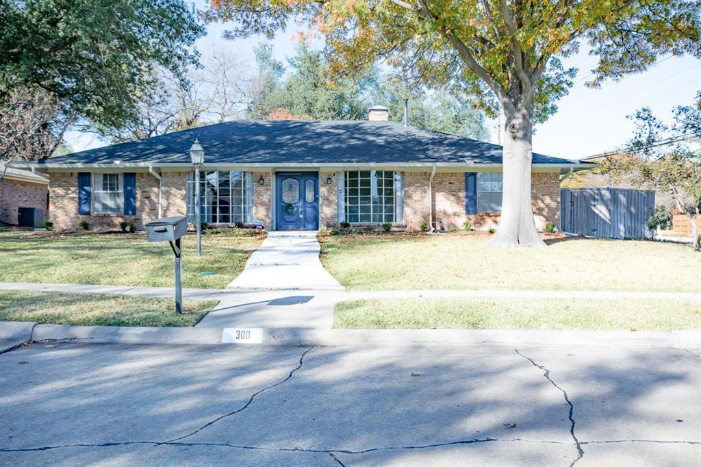 300 Woodcrest Drive, Richardson, TX 75080