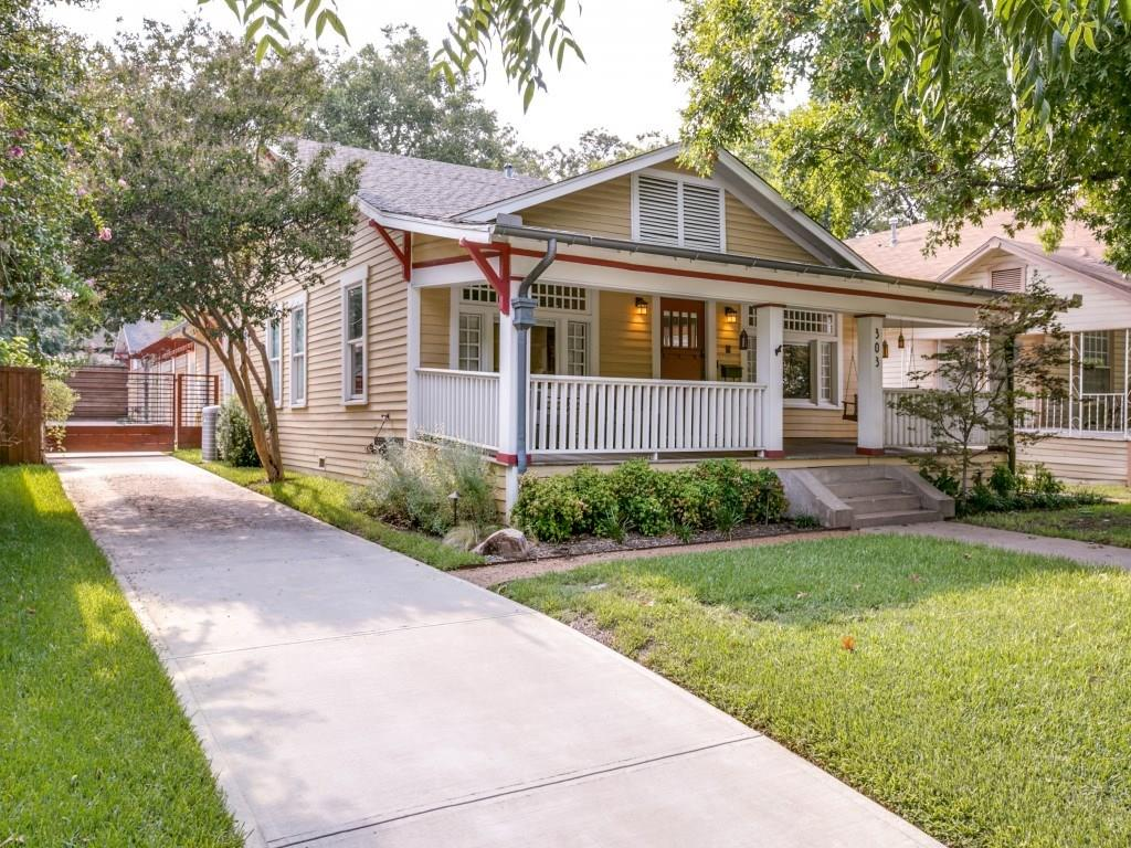303 N Willomet Avenue, Dallas, TX 75208