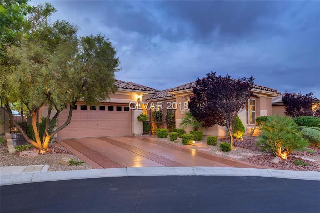 316 DENTON SPRINGS Court, Las Vegas, NV 89138