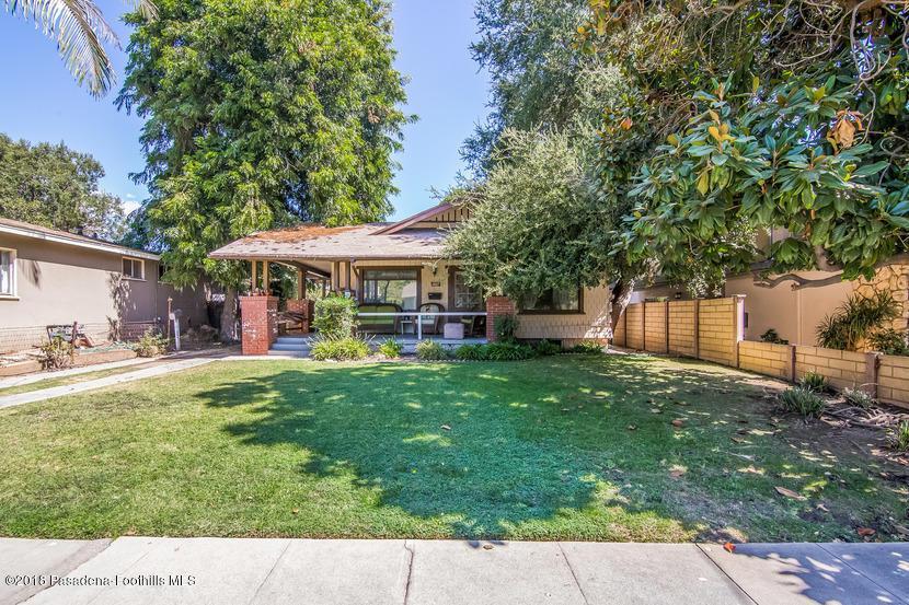 554 N MICHIGAN Avenue, Pasadena, CA 91106