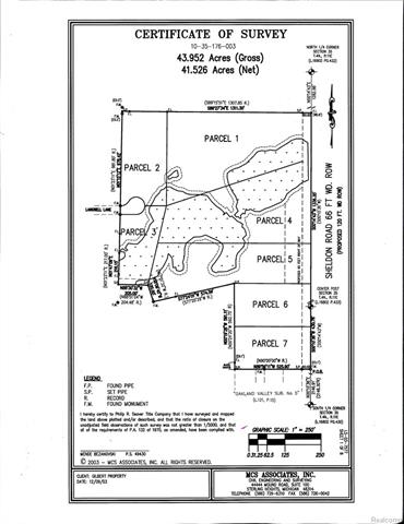 Amazing opportunity for developers and investors! 40+ acres pre-approved site plan for 32 lots- Option for subdivision or possible split Engineer paid, soil borings Rochester schools  City water/sewer