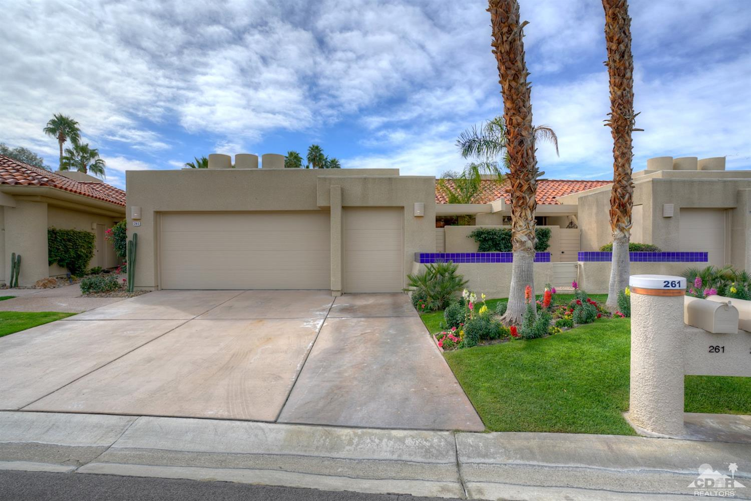 261 Kavenish Drive, Rancho Mirage, CA 92270