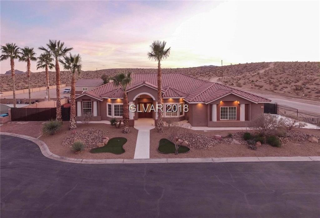8850 KULKA Road, Las Vegas, NV 89161