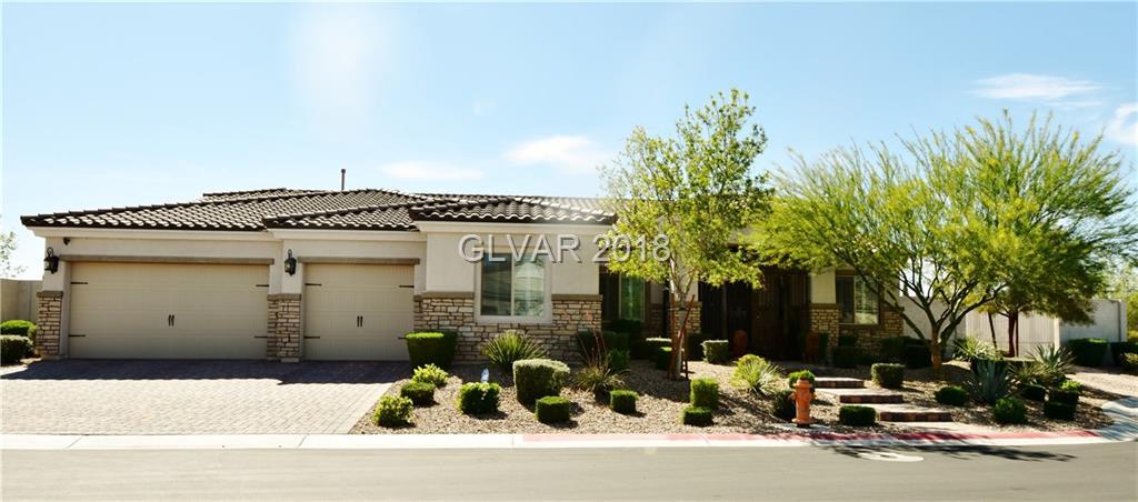 8237 MY GAGE Court, Las Vegas, NV 89123