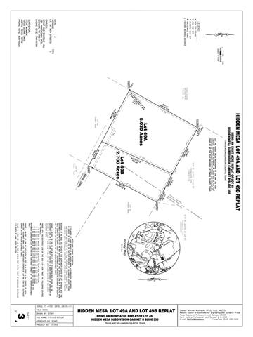 Motivated seller!! Bring an OFFER! Seller will consider all offers!! Great 2.7 acres with beautiful home per plans to be built by Tri-Hill Customs.  Close to urban amenities while enjoying country living in a gorgeous area!!  Bank financing is available with 25% down payment required.