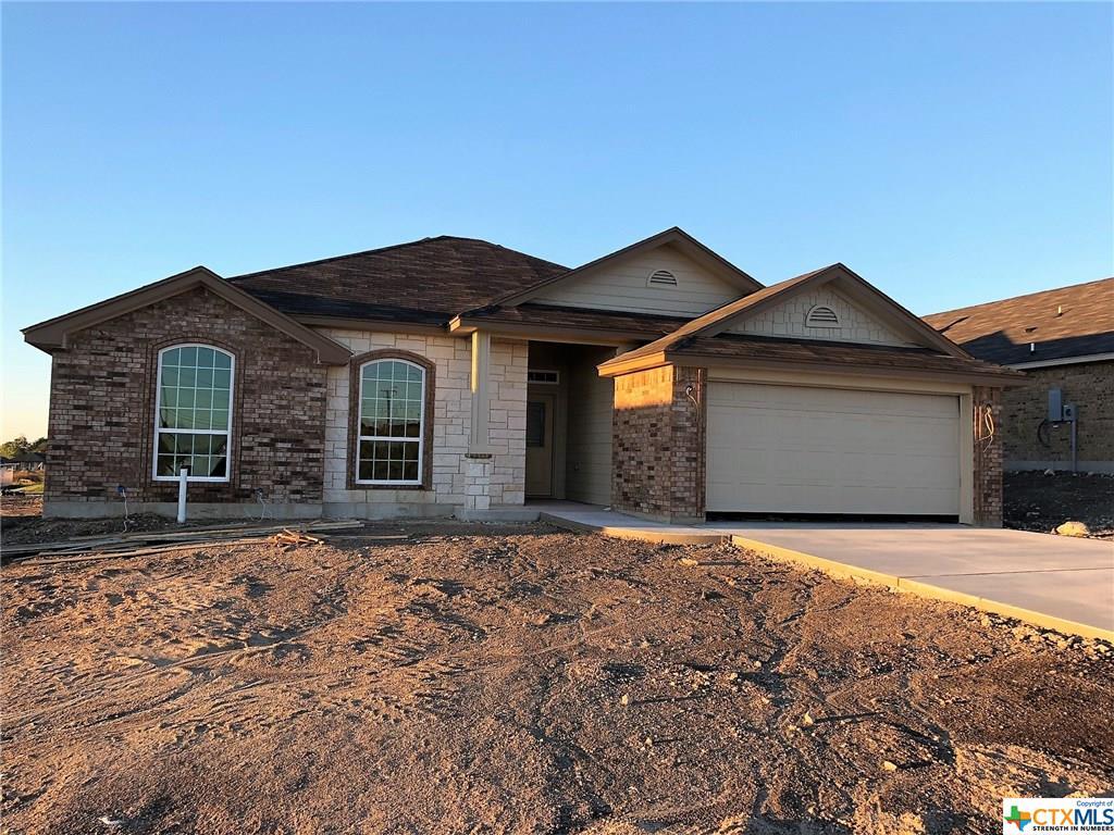 815 Kendra Drive, Temple, TX 76502