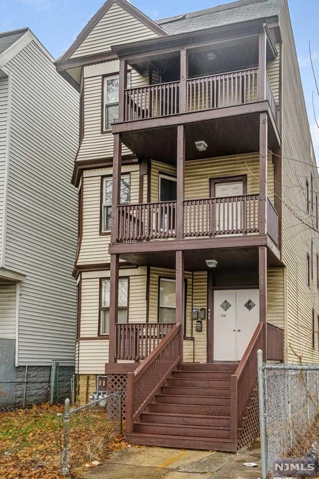 217 N 15th Street, East Orange, NJ 07017